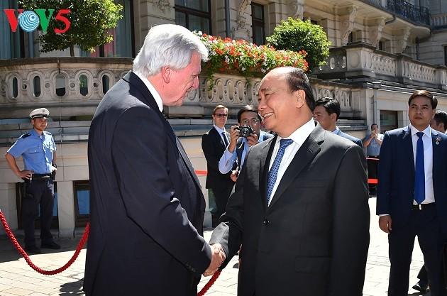 Tăng cường hợp tác giữa bang Hessen, Cộng hòa Liên bang Đức, với các thành phố của Việt Nam - ảnh 1