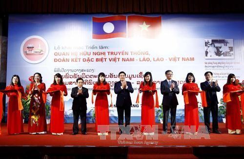 Thành phố Hồ Chí Minh đón nhận Huân chương Lao động Hạng nhất của Chủ tịch nước CHDCND Lào - ảnh 3