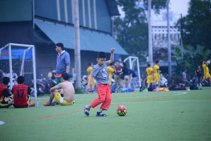 """Dự án """"Bóng đá Cộng đồng tại Việt Nam"""" nhận giải thưởng ở hai hạng mục - ảnh 1"""