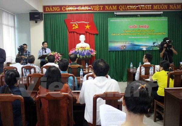Thừa Thiên - Huế: Hình thành thêm 7 sản phẩm và tour du lịch mới - ảnh 1