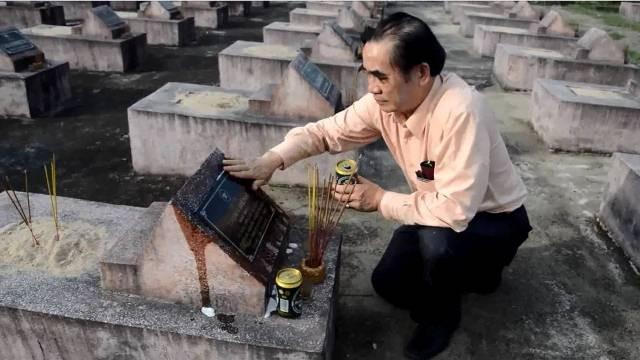 Còn sức khỏe, thương binh Nguyễn Huy Thắng, kiều bào CHLB Đức còn trở lại thăm chiến trường xưa - ảnh 1