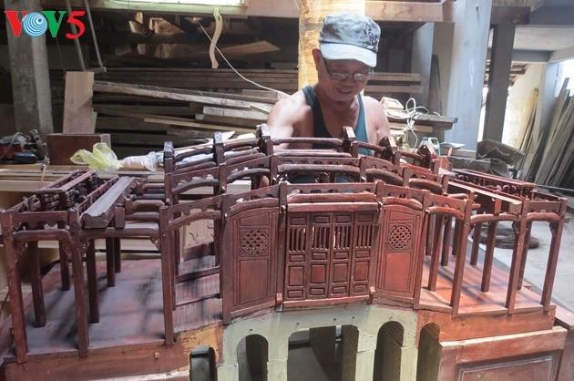 Nghệ nhân Huỳnh Ri, người phục chế các ngôi đình, chùa cổ ở Quảng Nam - ảnh 1