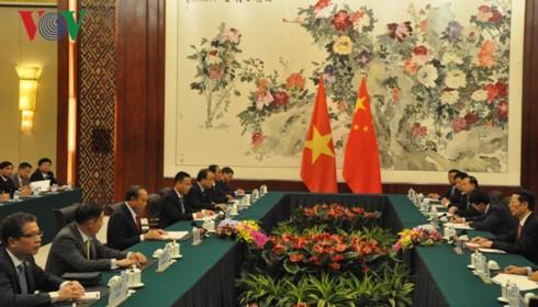 Việt Nam tăng cường quan hệ hợp tác hữu nghị với Trung Quốc - ảnh 2