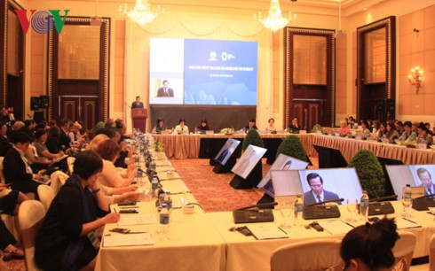 APEC 2017: Kết thúc Diễn đàn Phụ nữ và Kinh tế APEC năm 2017 - ảnh 1