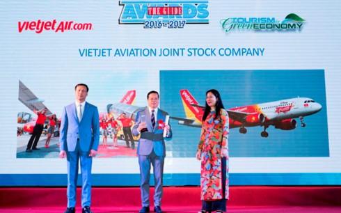 """Vietjet vừa được vinh danh """"Hãng hàng không tiên phong"""" - ảnh 1"""