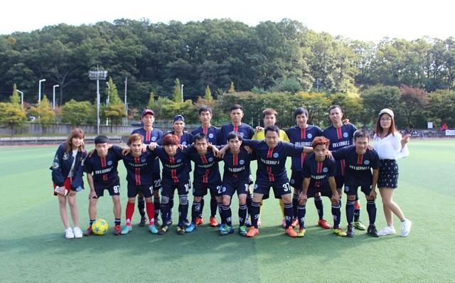 Sôi động giải bóng đá Daejeon Cup lần thứ nhất - ảnh 8