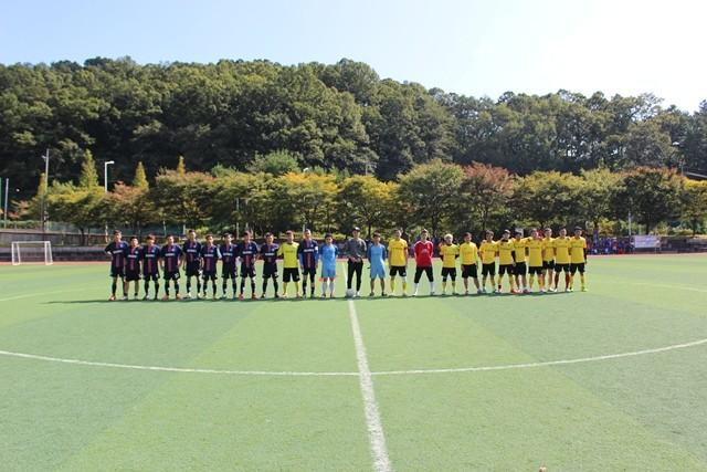 Sôi động giải bóng đá Daejeon Cup lần thứ nhất - ảnh 1
