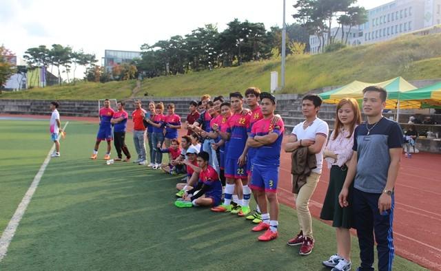 Sôi động giải bóng đá Daejeon Cup lần thứ nhất - ảnh 9