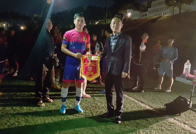 Sôi động giải bóng đá Daejeon Cup lần thứ nhất - ảnh 11