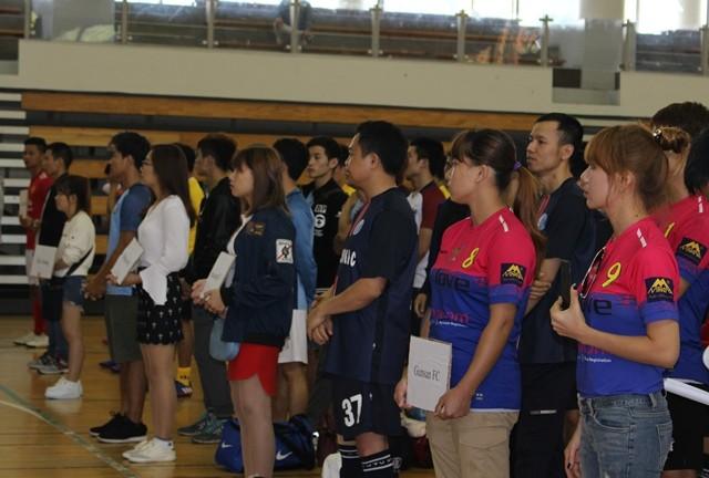 Sôi động giải bóng đá Daejeon Cup lần thứ nhất - ảnh 3