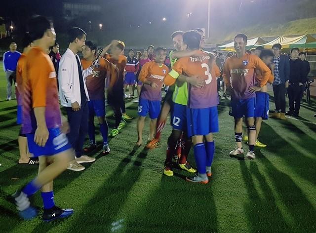 Sôi động giải bóng đá Daejeon Cup lần thứ nhất - ảnh 13