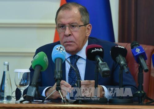 Ngoại trưởng S.Lavrov khẳng định ý nghĩa lịch sử của cuộc cách mạng - ảnh 1