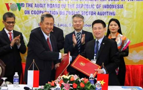 Tăng cường hợp tác giữa kiểm toán nhà nước Việt Nam và Indonesia - ảnh 1