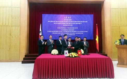Hàn Quốc hỗ trợ Việt Nam 1,5 tỷ USD vốn ODA giai đoạn 2016-2020 - ảnh 1