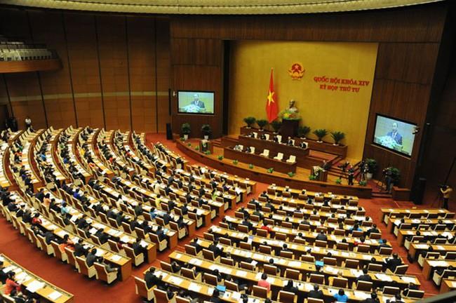 Quốc hội bước vào tuần làm việc thứ 4 - ảnh 1