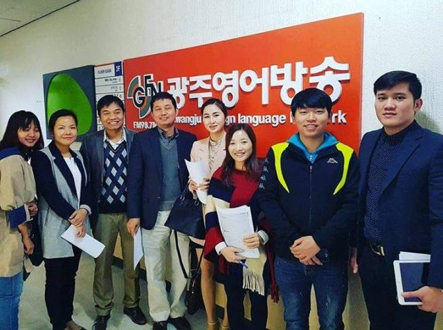 Chuyên mục tiếng Việt của đài GFN cung cấp thông tin bổ ích cho người Việt ở Gwangju - ảnh 1