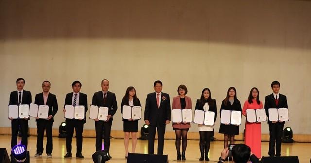 Công ty Hanshin và tinh thần cống hiến vì cộng đồng - ảnh 2