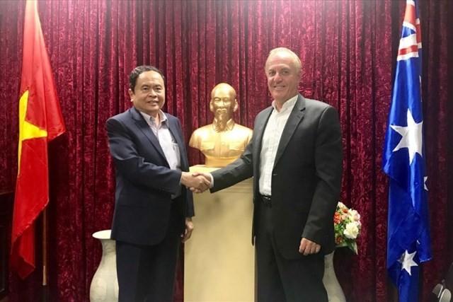 Thúc đẩy nhập khẩu các mặt hàng thuỷ sản của Việt Nam vào Australia - ảnh 1