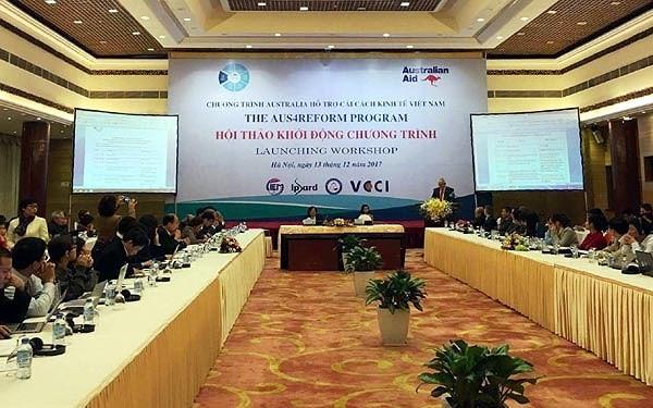 Australia hỗ trợ 6,5 triệu AUD để cải thiện môi trường kinh doanh tại Việt Nam - ảnh 1