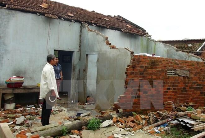Liên minh châu Âu viện trợ 200.000 Euro giúp các nạn nhân bão Damrey tại Việt Nam - ảnh 1