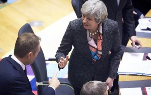 Năm 2017 chặng đường gian nan trong đàm phán Brexit - ảnh 1