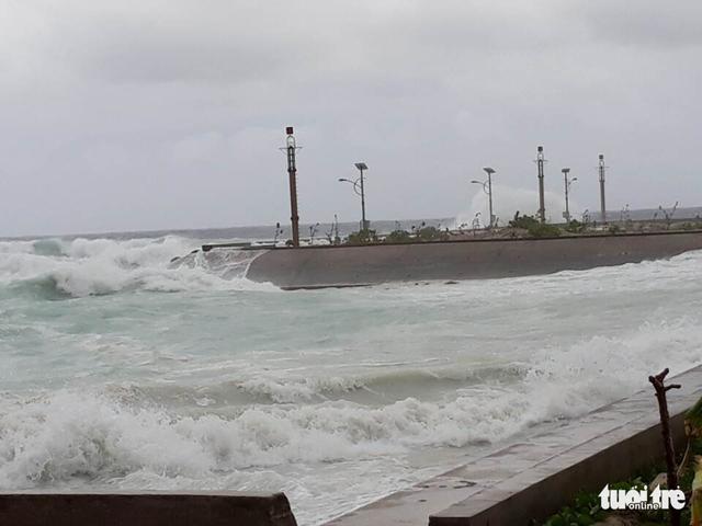 Các địa phương tích cực triển khai phương án phòng, chống bão Tembin - ảnh 2
