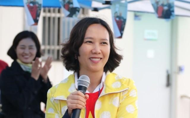 Hội người Việt Nam tại Hàn Quốc tổ chức Hội thao lần thứ nhất - ảnh 4