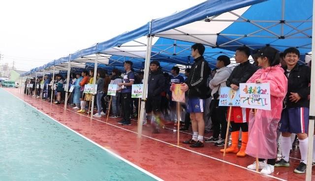 Hội người Việt Nam tại Hàn Quốc tổ chức Hội thao lần thứ nhất - ảnh 2