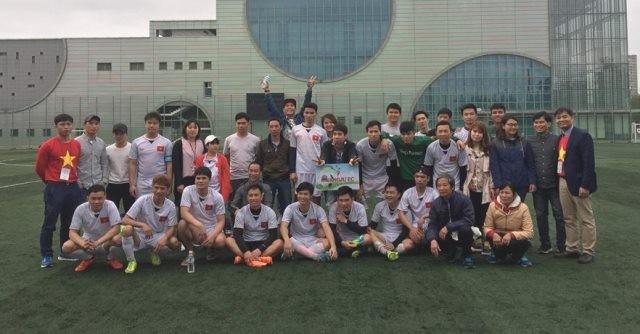 Hội người Việt Nam tại Hàn Quốc tổ chức Hội thao lần thứ nhất - ảnh 3