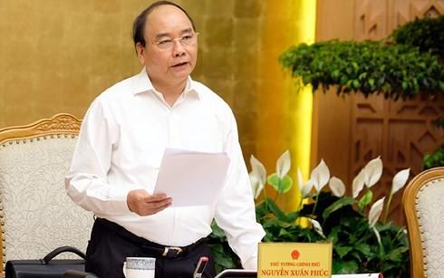 Thủ tướng Nguyễn Xuân Phúc chỉ đạo giải quyết vướng mắc của dự án Khu đô thị mới Thủ Thiêm - ảnh 1