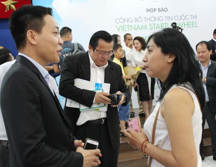 Phát động cuộc thi khởi nghiệp VietNam Startup Wheel năm 2018 - ảnh 1