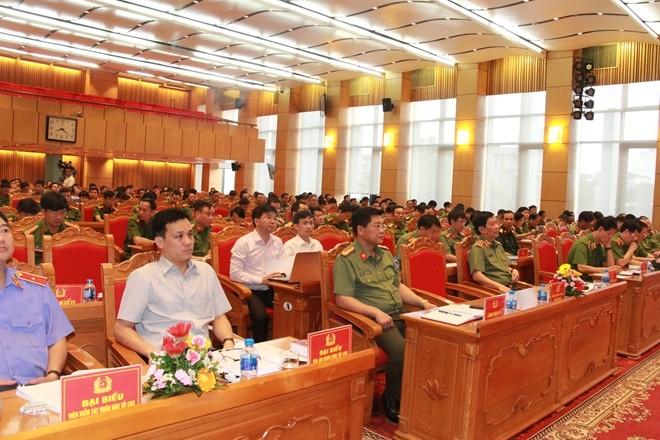 Hội nghị tập huấn triển khai thực hiện quy định tha tù trước thời hạn có điều kiện - ảnh 1