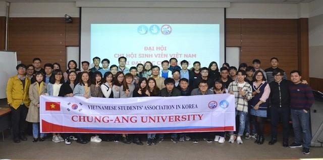 Hoạt động cộng đồng gắn kết du học sinh tại Hàn Quốc - ảnh 3