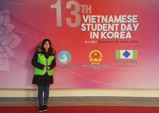 Hoạt động cộng đồng gắn kết du học sinh tại Hàn Quốc - ảnh 2