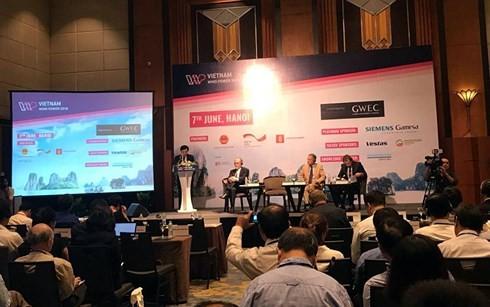 Hiệp hội điện gió toàn cầu sẵn sàng trợ giúp Việt Nam phát triển ngành điện gió - ảnh 1