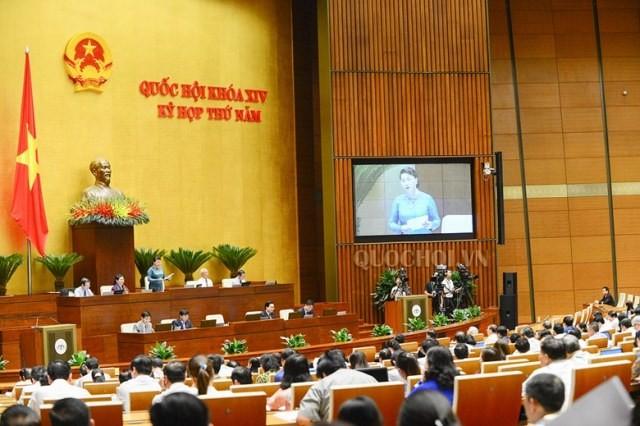 Tăng cường chức năng giám sát của Quốc hội thông qua hoạt động chất vấn - ảnh 1
