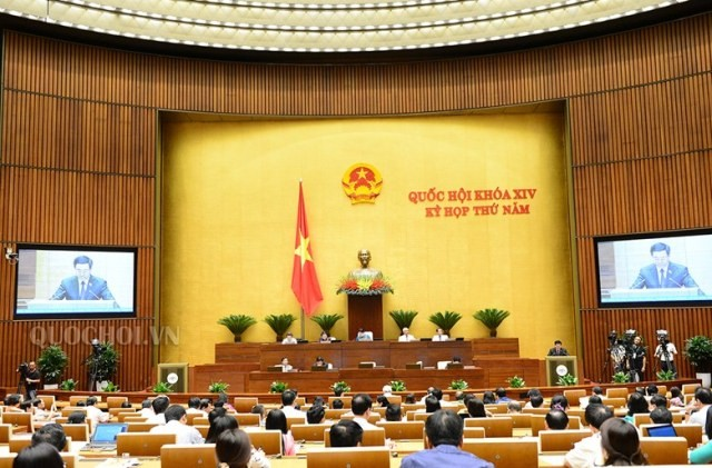 Tăng cường chức năng giám sát của Quốc hội thông qua hoạt động chất vấn - ảnh 2