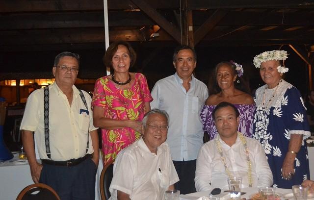 Thứ trưởng Bộ Ngoại giao Vũ Hồng Nam thăm Tahiti - ảnh 4