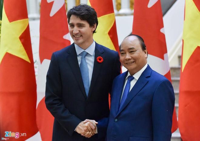 Thủ tướng Nguyễn Xuân Phúc lên đường dự Hội nghị Thượng đỉnh G7 mở rộng và thăm Canada - ảnh 1