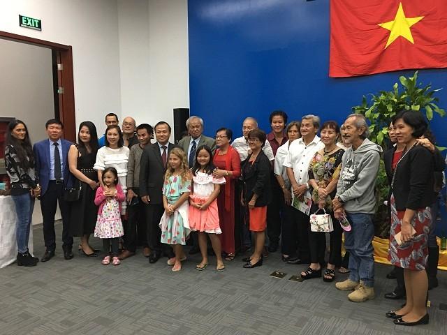 Thứ trưởng Bộ Ngoại giao Vũ Hồng Nam thăm, làm việc tại Vanuatu - ảnh 3