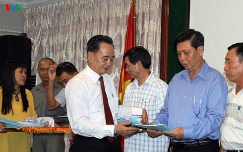 Hội Khmer – Việt Nam tại Campuchia được đăng ký vào danh sách hội của Bộ Nội vụ Campuchia - ảnh 1