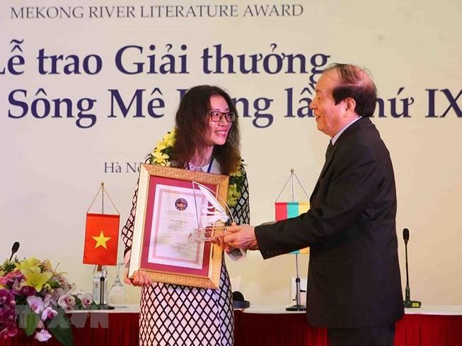 Bế mạc Giải thưởng Văn học sông Mekong lần thứ 9 - ảnh 1