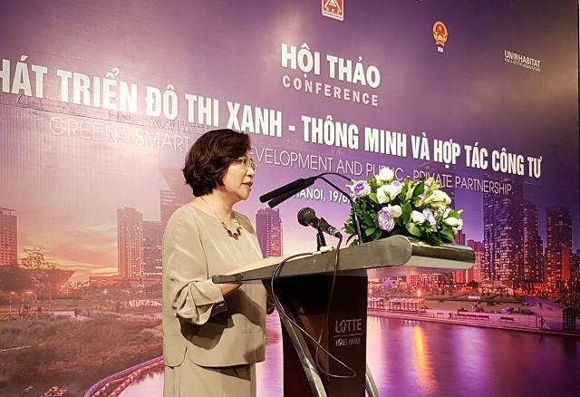 Việt Nam hướng tới phát triển đô thị thông minh, tăng trưởng xanh - ảnh 2