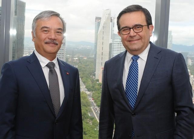 Việt Nam là đối tác thương mại quan trọng của Mexico - ảnh 1