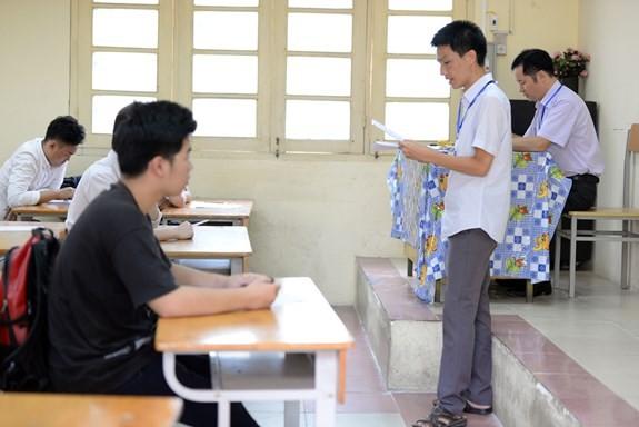 Hơn 912 nghìn thí sinh dự thi kỳ thi Trung học phổ thông 2018 - ảnh 1