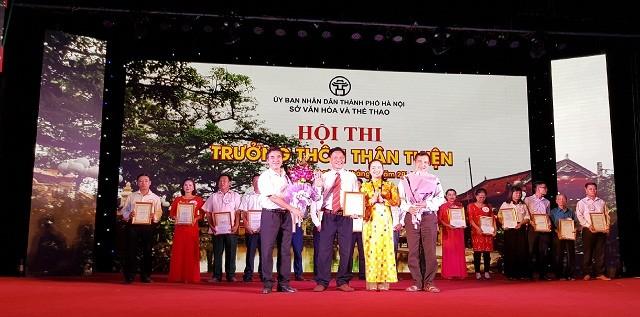 Thành phố Hà Nội hưởng ứng hoạt động kỷ niệm Ngày gia đình Việt Nam 28/6 - ảnh 1