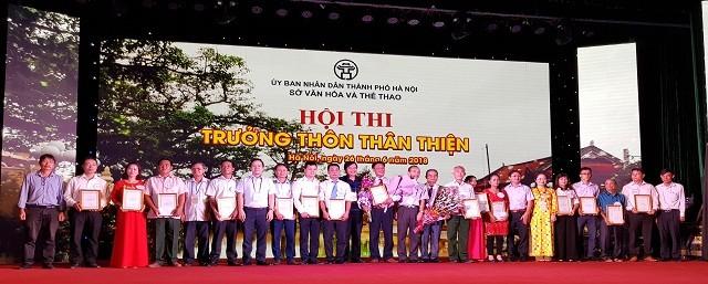 Thành phố Hà Nội hưởng ứng hoạt động kỷ niệm Ngày gia đình Việt Nam 28/6 - ảnh 2