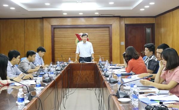 Nhà báo trẻ góp ý cho dự thảo Báo cáo chính trị Đại hội đại biểu toàn quốc Hội Sinh viên VN - ảnh 1