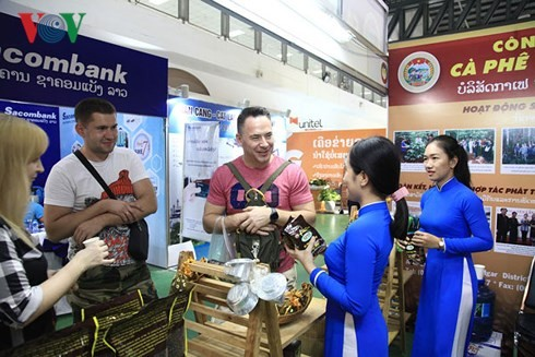 Khai mạc Hội chợ Thương mại Việt - Lào 2018  - ảnh 2