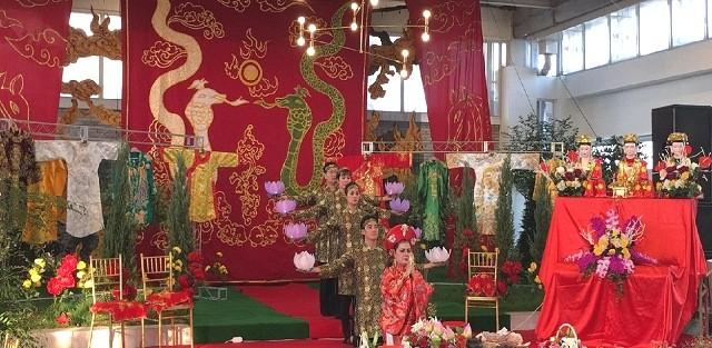 Liên hoan văn hóa tín ngưỡng thờ Mẫu tại Hàn Quốc - ảnh 2